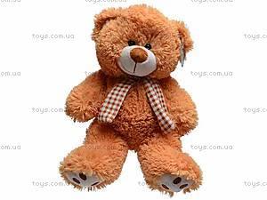 Музыкальная игрушка «Медведь в шарфике», S-JY-3660/30S