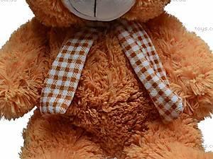 Музыкальная игрушка «Медведь в шарфике», S-JY-3660/30S, отзывы
