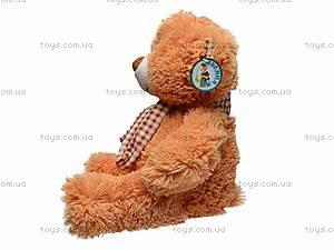 Музыкальная игрушка «Медведь в шарфике», S-JY-3660/30S, игрушки