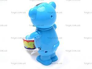 Музыкальная игрушка «Медвежонок», YF969A, фото