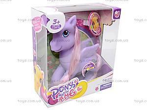 Музыкальная игрушка «Милый пони», 0186-11