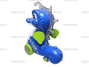 Музыкальная игрушка «Морской конек», SL6699-1, фото