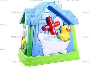 Музыкальная игрушка «Мой дом», 2118, цена
