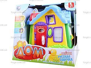 Музыкальная игрушка «Мой дом», 2118