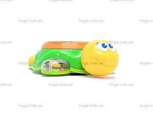 Музыкальная игрушка «Моя черепашка», 7101, купить