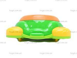 Музыкальная игрушка «Моя черепашка», 7101, фото