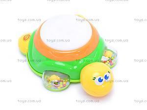 Музыкальная игрушка «Моя черепашка», 7101