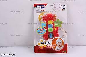 Музыкальная игрушка Music Guitar, 999-55