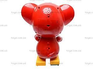 Музыкальная игрушка «Мышонок Рикки», 2083, детские игрушки