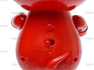 Музыкальная игрушка «Мышонок Рикки», 2083, магазин игрушек