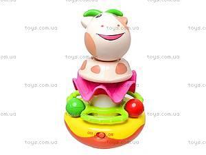 Музыкальная игрушка «Неваляшка», 8721, фото