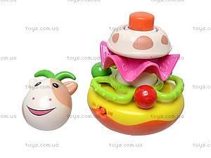 Музыкальная игрушка «Неваляшка», 8721, цена