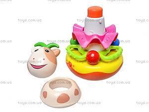 Музыкальная игрушка «Неваляшка», 8721, игрушки