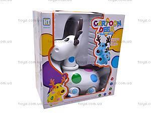 Музыкальная игрушка «Олень», HT9917B, цена