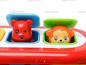 Музыкальная игрушка «Оркестр со зверятами», 900305, фото