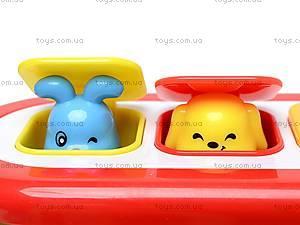 Музыкальная игрушка «Оркестр со зверятами», 900305, цена