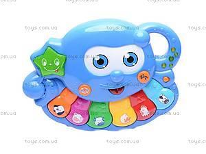Музыкальная игрушка «Осьминог», 6688