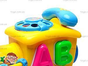 Музыкальная игрушка «Паровозик», 003, купить