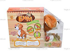 Музыкальная игрушка «Пес Бим», MY062, купить