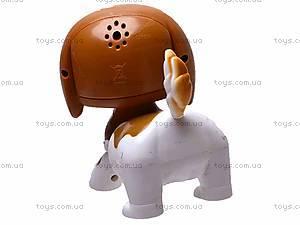 Музыкальная игрушка «Песик», 2103B, фото