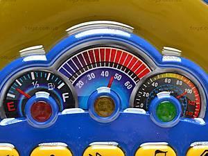 Музыкальная игрушка «Руль», 7039, фото