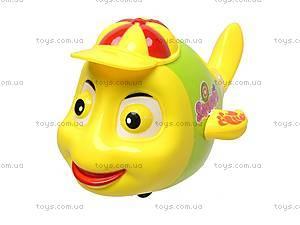 Музыкальная игрушка «Рыбка», 80016, фото