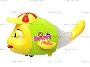 Музыкальная игрушка «Рыбка», 80016, отзывы