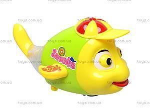 Музыкальная игрушка «Рыбка», 80016, цена