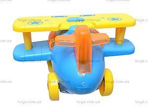 Музыкальная игрушка «Самолетик», 9102, цена