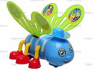 Музыкальная игрушка «Счастливая пчелка», JS3288-1