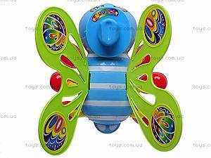 Музыкальная игрушка «Счастливая пчелка», JS3288-1, отзывы