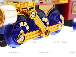 Музыкальная игрушка «Сказочный поезд», 0626, фото