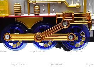 Музыкальная игрушка «Сказочный поезд», 0626, отзывы