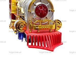 Музыкальная игрушка «Сказочный поезд», 0626, игрушки