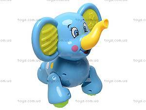 Музыкальная игрушка «Слоник», 383, купить