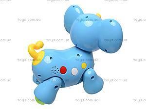 Музыкальная игрушка «Слоник», 383, фото