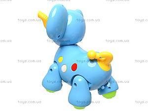Музыкальная игрушка «Слоник», 383, детские игрушки