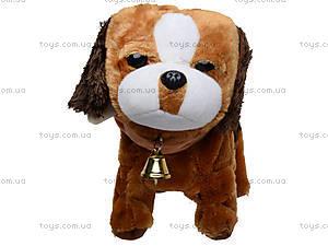 Музыкальная игрушка «Собачка на поводке», H898-8, отзывы