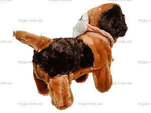 Музыкальная игрушка «Собачка на поводке», H898-8, цена