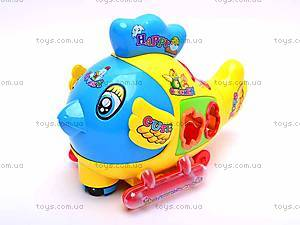 Музыкальная игрушка-сортер «Цыпленок», 3191, цена