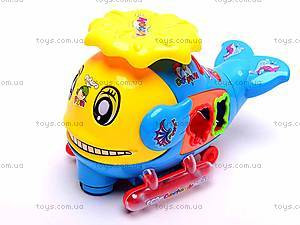 Музыкальная игрушка-сортер «Дельфин», 3193, цена