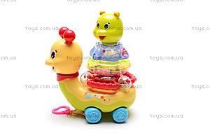Музыкальная игрушка «Улитка», 9162, фото