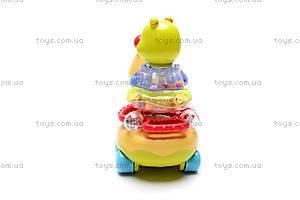 Музыкальная игрушка «Улитка», 9162, отзывы