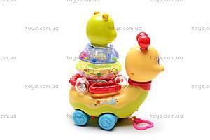 Музыкальная игрушка «Улитка», 9162, цена