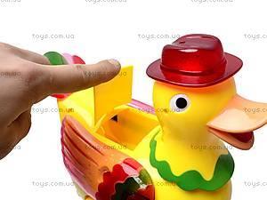 Музыкальная игрушка «Утка-несушка», GP2114, купить