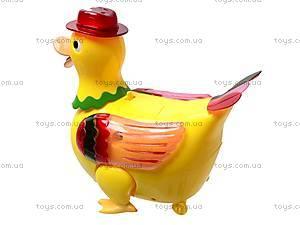 Музыкальная игрушка «Утка-несушка», GP2114, игрушки