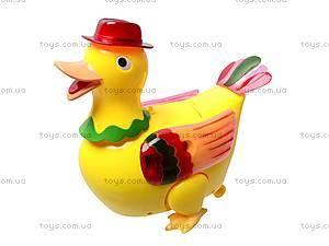 Музыкальная игрушка «Утка-несушка», GP2114, детские игрушки