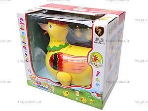 Музыкальная игрушка «Утка-несушка», GP2114