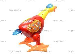 Музыкальная игрушка «Уточка» для детей, 2071, цена