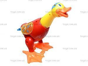 Музыкальная игрушка «Уточка» для детей, 2071, игрушки